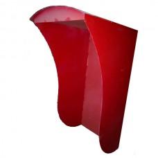 Защитный кожух для уличных терминалов Тюльпан