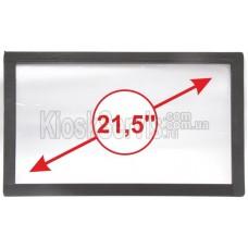 "Сенсорное стекло LED «i-Touch» 3мм 21,5"" 16:9  широкоформатное"