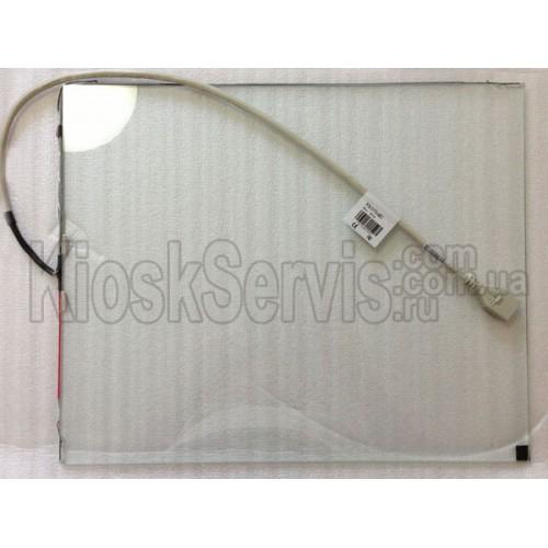 Сенсорная панель (сенсорное стекло) ПАВ «KeeTouch» 17 дюймов, 6 мм, 4:3 без рамки