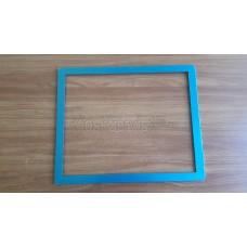 """Металлическая фасадная рамка 3/6 мм для сенсорной панели """"I-Touch"""" 17"""""""