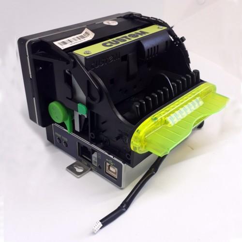 Термопринтер  Custom TG - 2480 для киоска б/у